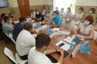 Фото: primorsky.ru | В Приморье подрядчику пришлось ответить на жалобы дальнегорцев