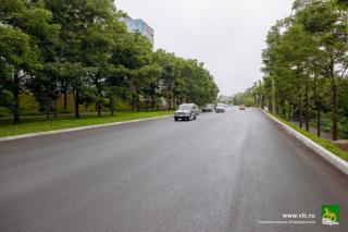 Фото: vlc.ru | Дороги Владивостока отремонтированы на 60%