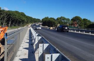 Фото: АО «СПЕЦСУ»   В Приморье для движения открыли еще один мост по находкинской трассе
