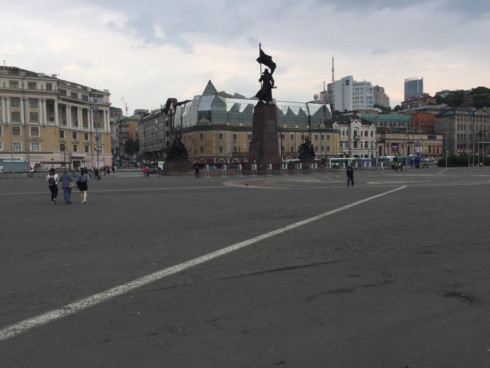 Владивосток вошел в десятку креативных городов России