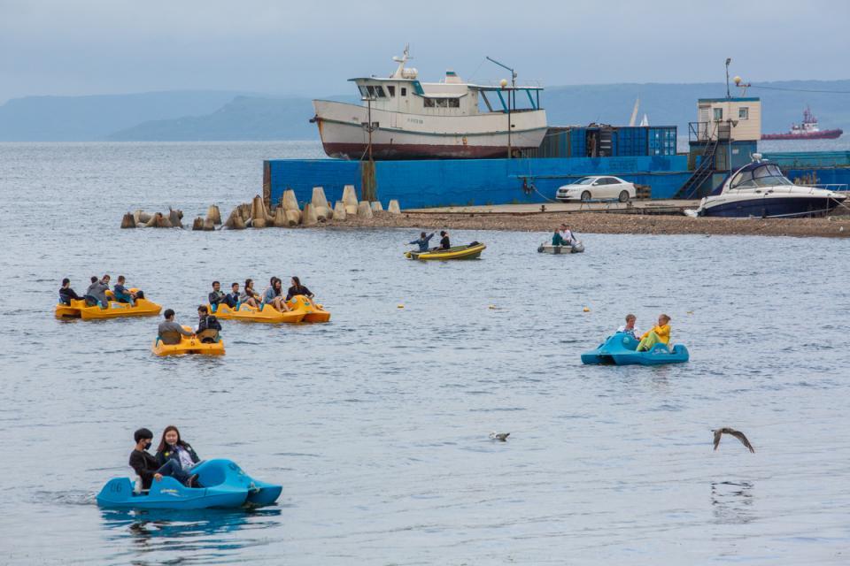 Бесплатный Владивосток: «Ярмарка здоровья», вечерняя пробежка и книжный клуб «Синие занавески»