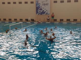 Фото: Ксения Снежинская | «Девочки настроены и готовы»: во Владивостоке прошла тренировка женской олимпийской сборной по водному поло