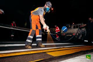 Фото: Евгений Кулешов/пресс-служба мэрии Владивостока | В густонаселенном районе Владивостока завершился ремонт дорог