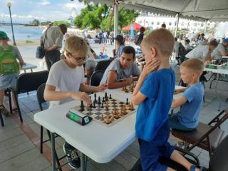 Фото: Ксения Снежинская | Детский турнир по шведским шахматам состоялся во Владивостоке
