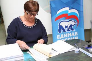 Фото: «Единая Россия»   «Единая Россия» призывает все политические партии подписать соглашение за безопасные выборы