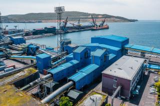 Фото: АО «Восточный Порт» | АО «Восточный Порт» модернизирует управление системой аспирации на специализированном угольном терминале