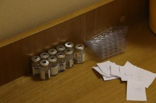 Фото: PRIMPRESS | Во Владивостоке без выходных работают 30 пунктов вакцинации