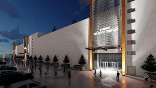 Фото: sibengineering.com | Рынок на Спортивной превратится в торговый центр с футбольными полями на крыше