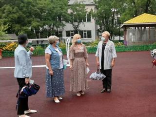 Фото: zspk.gov.ru | К новому учебному году готовят образовательные учреждения в Уссурийске