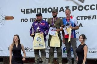 Фото: фото участников | Приморский спортсмен завоевал медали на чемпионате России по карабину