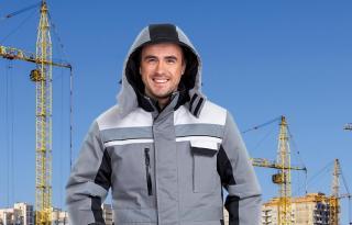 Фото: freepik.com   Зимняя мужская спецодежда: конструктивные особенности