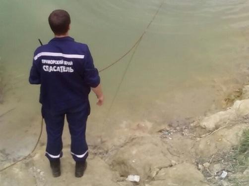 В Приморье спасатели нашли тело утонувшего ребенка