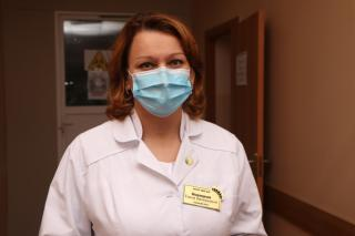 Фото: Екатерина Дымова / PRIMPRESS   Елена Новицкая: «Коронавирус молодеет: в реанимации есть пациенты, которым 30 лет и 44 года»