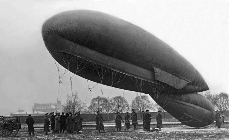 Аэронавты Приморья: небесные исследователи на дирижаблях и воздушных шарах