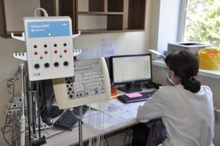 Фото: primorsky.ru   Находкинскую городскую больницу дооснастили оборудованием на 8,5 миллиона рублей
