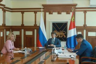 Фото: primorsky.ru   К 2023 году газ появится в домах почти 200 тысяч приморцев