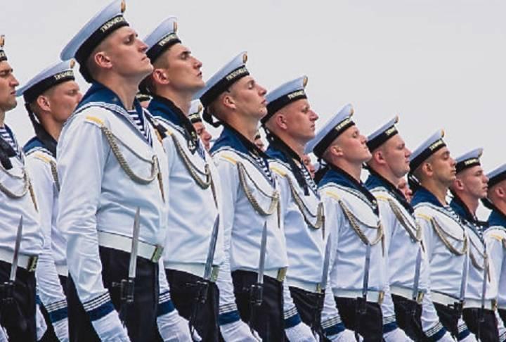 День ВМФ вАстрахани— программа праздника