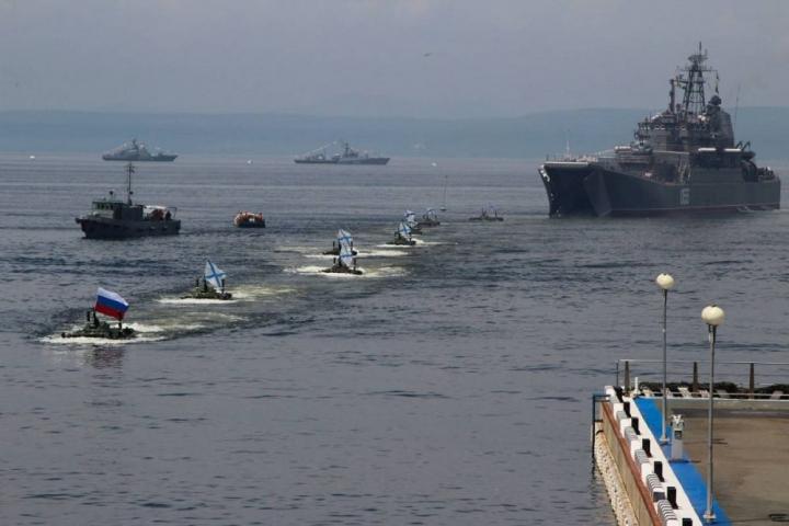10 фактов о Дне Военно-Морского Флота России