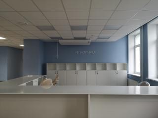 Фото: primorsky.ru | Новая поликлиника в Приморье готова принимать более чем 700 пациентов в день