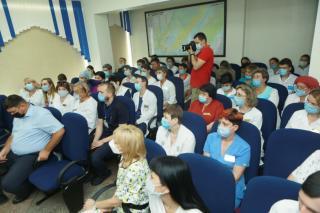 Фото: Иван Дякин   Медицинских сестер Приморья поддержат грантами