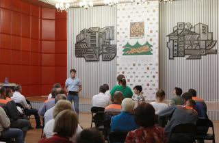 Фото: Иван Дякин   Фермерские павильоны появятся в крупных городах Приморья
