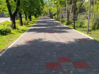 Фото: vlc.ru | Названы адреса, где в ближайшее время во Владивостоке начнется ремонт тротуаров