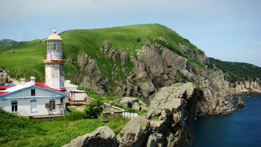 Четыре маяка Приморья, которые стоит посетить