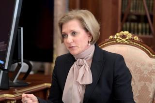 Фото: пресс-служба Кремля   «Не вздумайте прятаться». Глава Роспотребнадзора обратилась к россиянам