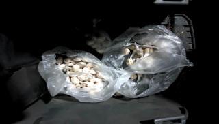Фото: 25.мвд.рф | Иностранцы на Prius попались с наркотиками в спальном районе Владивостока