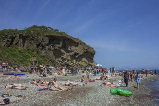 Фото: PRIMPRESS | Пляжи Приморья попали в список Forbes