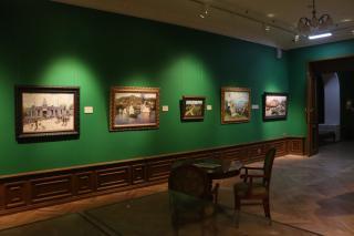 Фото: Екатерина Дымова / PRIMPRESS | Приморская картинная галерея представила вниманию зрителей удивительные выставочные проекты