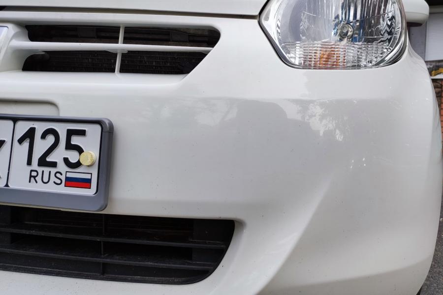 Автомобиль жителя Приморья потерял в цене 800 000 рублей за 5 секунд