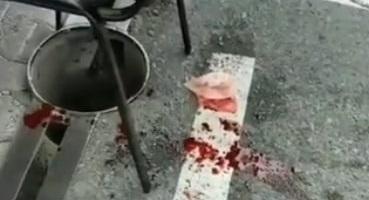 В Приморье неприятный случай произошел с женщиной на заправке