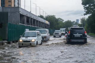 Фото: Татьяна Меель/ PRIMPRESS   В Приморье на выходных местами пройдут дожди