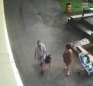 Фото: @vdk_news24   «Бонни и Клайд»: в Приморье молодая пара крадет у детей личные вещи