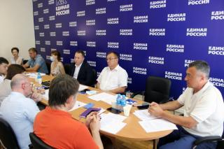 Фото: «Единая Россия» | В Приморье «Единая Россия» предложила меры по развитию постковидной реабилитации