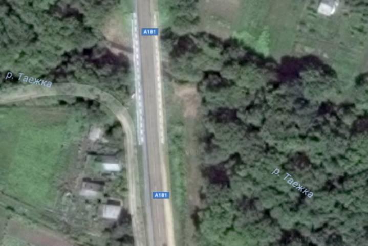 Перегруженный лесовоз обрушил мост натрассе Осиновка— Рудная Пристань вПриморье