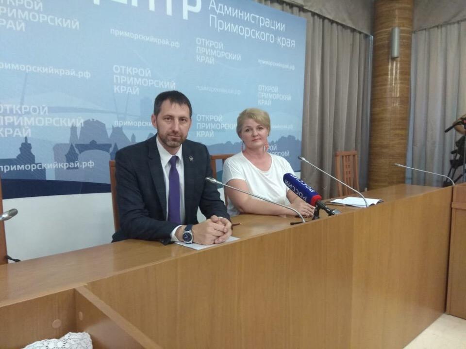 Алексей Пикалов: «В Большом Камне будут строить крупнейшие в мире ледоколы»