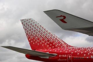Фото: rossiya-airlines.com   Самолет, летевший во Владивосток, совершил вынужденную посадку в Красноярске