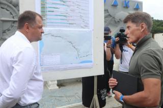 Фото: Екатерина Дымова / PRIMPRESS   Названа дата, когда трасса Владивосток – Артем – Находка – порт Восточный будет полностью заасфальтирована