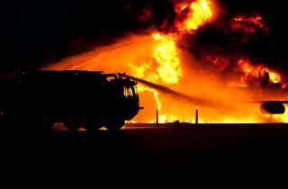 Фото: pixabay.com | В Кувейте горит крупнейшая в мире свалка