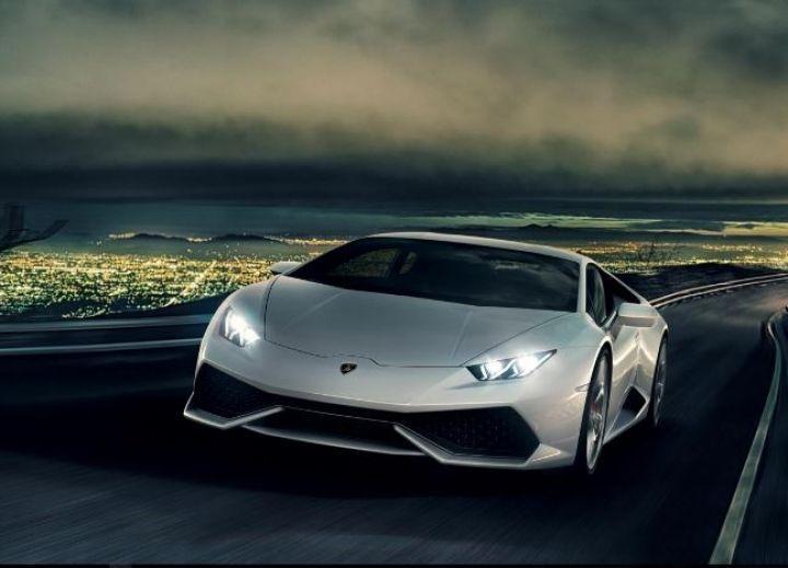 Lamborghini за 13,5 млн рублей «нашли» на обочине в Приморье