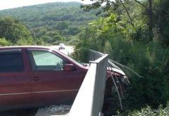 Женщина, севшая за руль вместо мужа, устроила тяжелое ДТП в Приморье