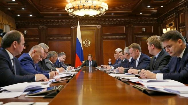 Дмитрий Медведев посетит на этой неделе Дальний Восток