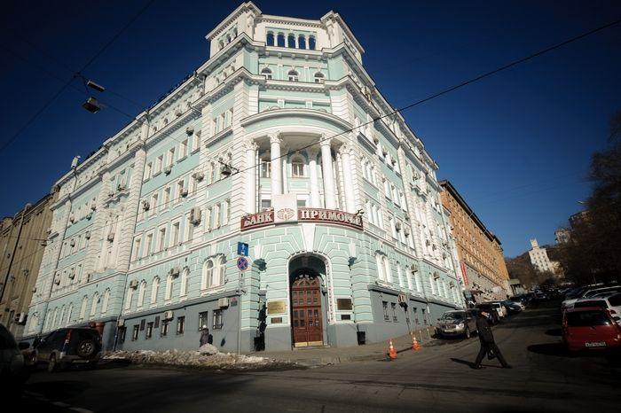 Стоимость арестованного здания банка «Приморье» достигла фантастического размера