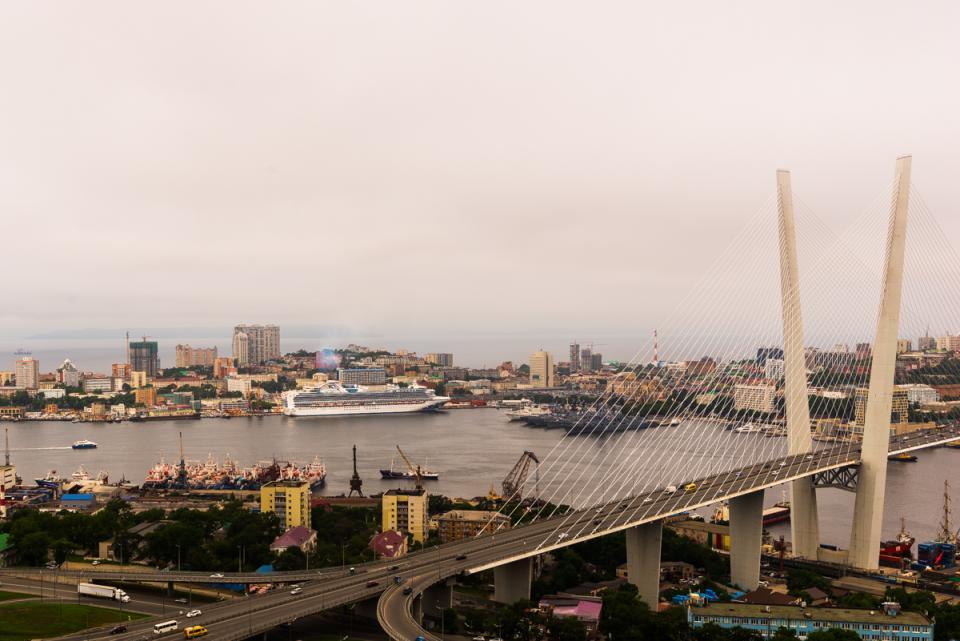 Приняты правила благоустройства Владивостока