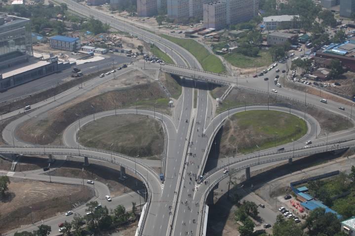 Город в дорожной петле, или Неевклидова география Владивостока