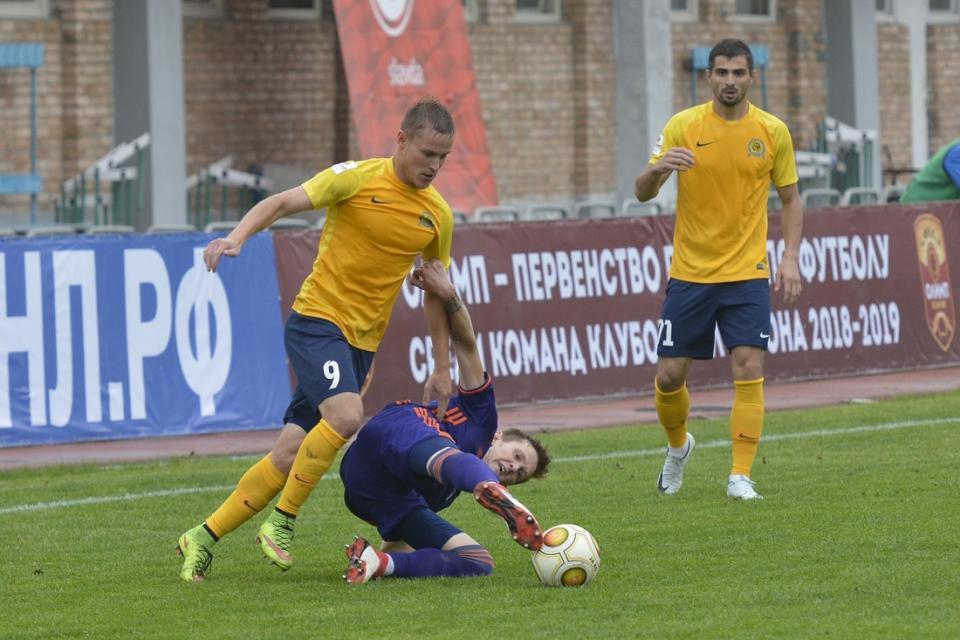 «Луч» разгромил во Владивостоке краснодарскую команду