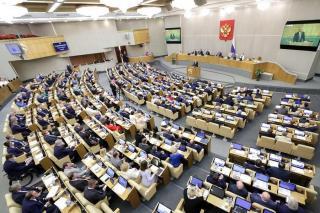 Фото: duma.gov.ru | Госдума одумалась. Пенсионерам вернут то, что у них забрали