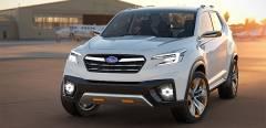 Subaru разработает первый электрокар на базе Forester или Outback